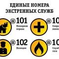 Номера экстренных служб Билайн